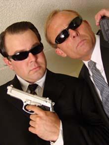 "Greg Kotis' ""Eat the Taste"" was presented in 2008. Actors unidentified. (Photo by CJ Mascarelli)"