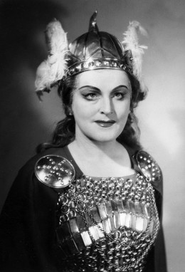 At the time of her Gammage performance, Birgit Nilsson was the world's most acclaimed interpreter of Wagner.