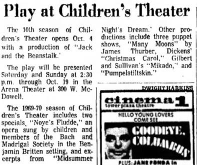 Arizona Republic, Sept. 28,1969