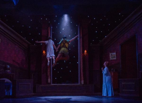 """Peter Pan"" at Arizona Broadway Theatre. (Photo credit unknown)"