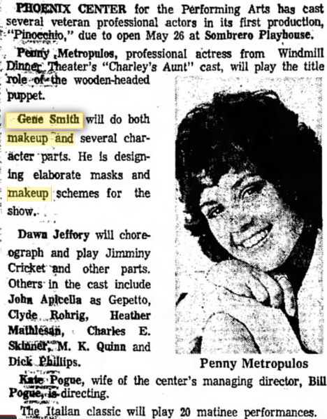 Arizona Republic, May 10, 1973