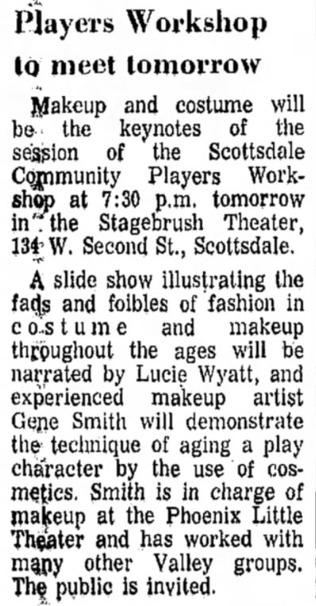 Oct. 18, 1969. Arizona Republic.
