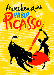 A Weekend with Pablo Picasso Poster