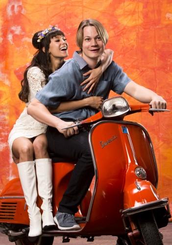 Arizona Theatre. 2015. Romeo & Juliet. Chelsea Kurtz, Paul David Story.