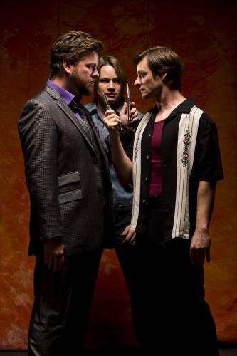 Arizona Theatre. 2015. Romeo & Juliet. Richard Baird, Paul David Story, Kyle Sorrell. Photographer not credited.