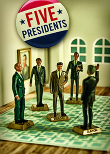 Five Presidents poster 000