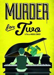 mURDER For Two Poster 000