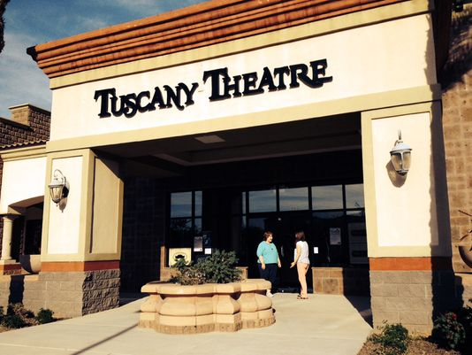 The Tuscany Theatre in Gilbert is home to Actor's Youth Theatre.