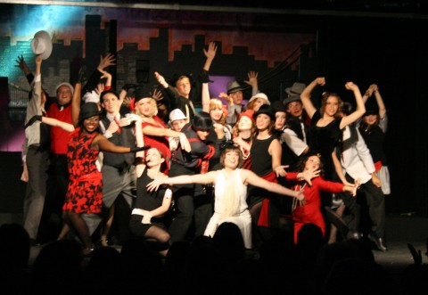 """2009. Actor's Youth Theatre. """"Thoroughly Modern Millie."""" (Photo by Kristin Bowler)"""