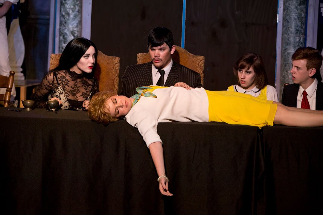 Actors Youth Theatre. 2015. The Adams Family. (Photo courtesy of the theater)