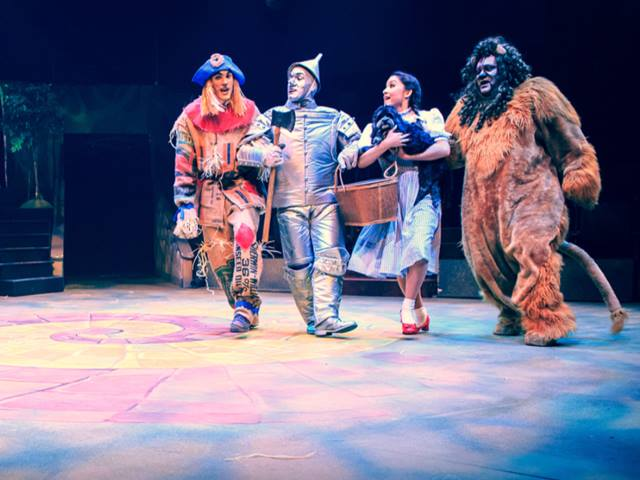 2015. Hale Centre Theatre. 'The Wizard of Oz.' (Photo by Nick Woodward-Shaw)