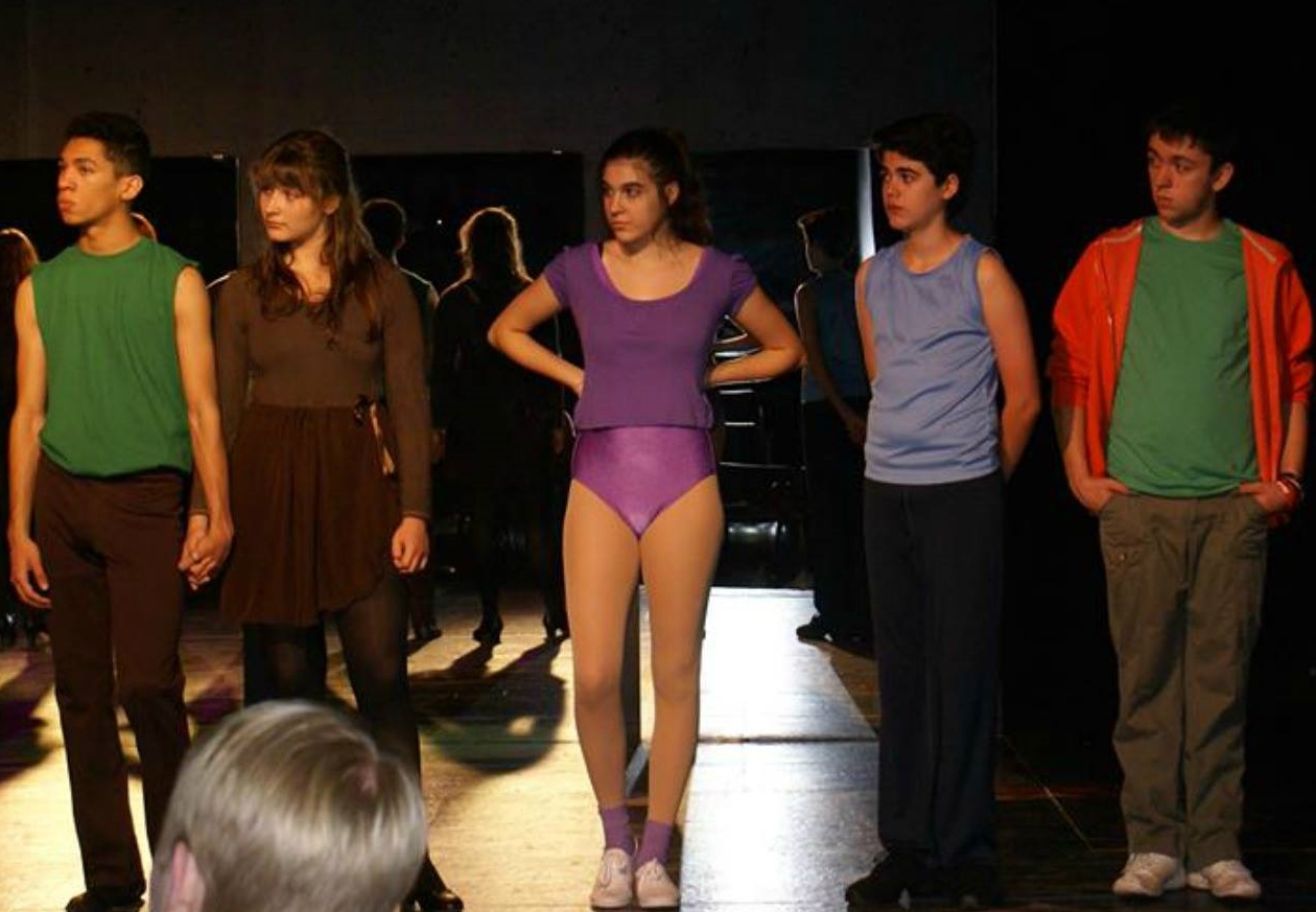 Spotlight Youth Theatre. 2014. A Chorus Line (Photo Credit Unknown)