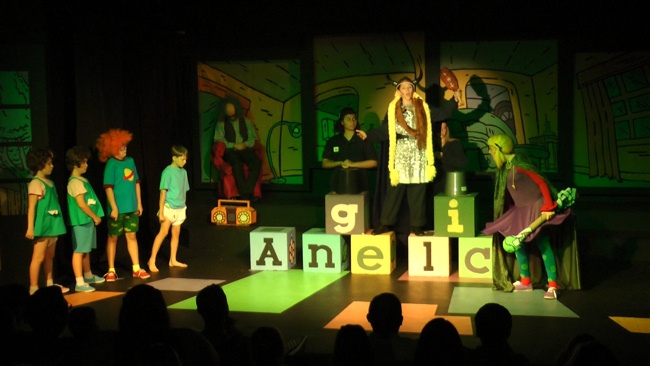 2014. Spotlight Youth Theatre. Rugrats-A Live Adventure. (Photo Courtesy of the Theater)