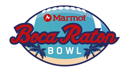 Marmot Boca Raton Bowl Sponsor logo