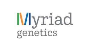 Myriad genetics updated logo