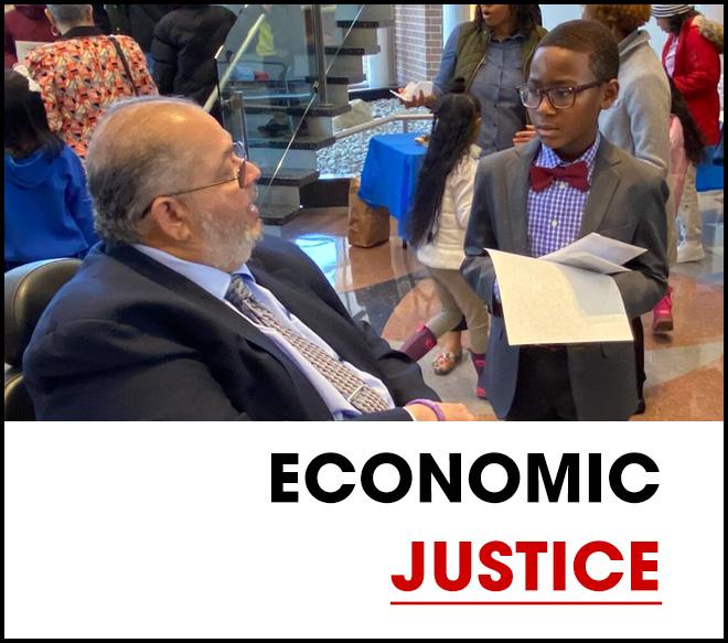Issues-economic-justice