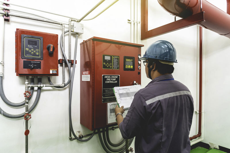 Fire Alarms & Fire Prevention Systems