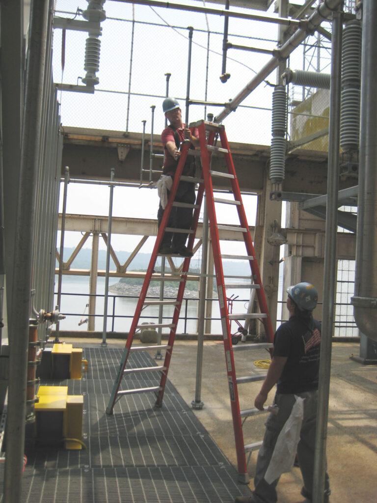 Inspection maintenance