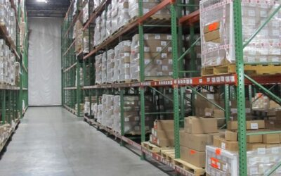 What's the Difference Between Fulfillment & Warehousing Services?