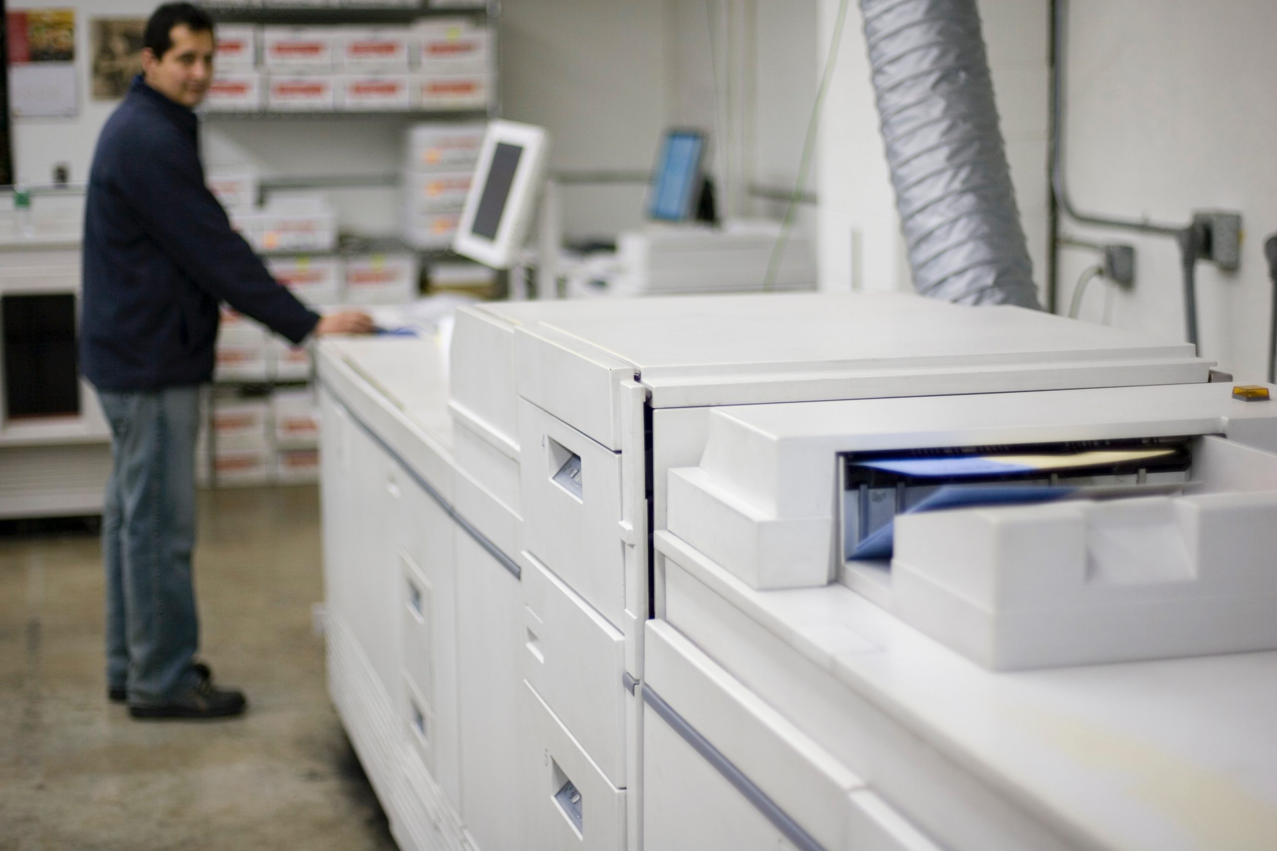 Full service printing services
