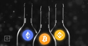 Better tasting wine with blockchain innovation