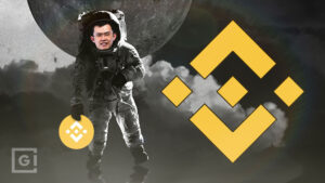 Binance Founder taking BNB Coin to the moon?