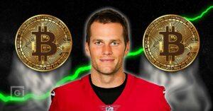 Tom Brady bullish on Bitcoin future