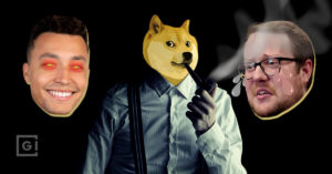 Doge Co-Creator Jackson Palmer versus Nick Saponaro