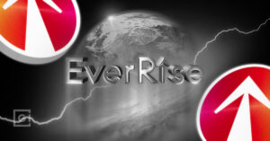 EverRise Hyper Deflationary Token rising to new heights