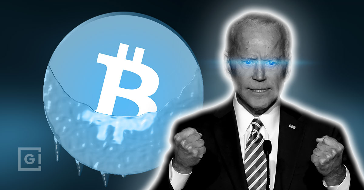 Biden Crypto Sanctions