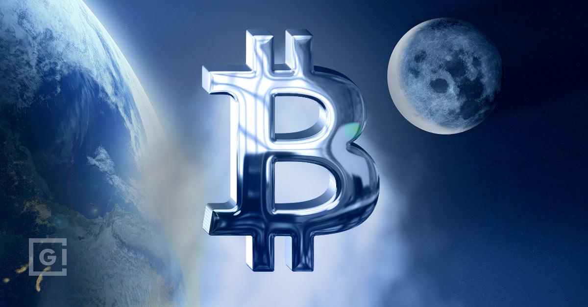 Bitcoin price surges past 50k