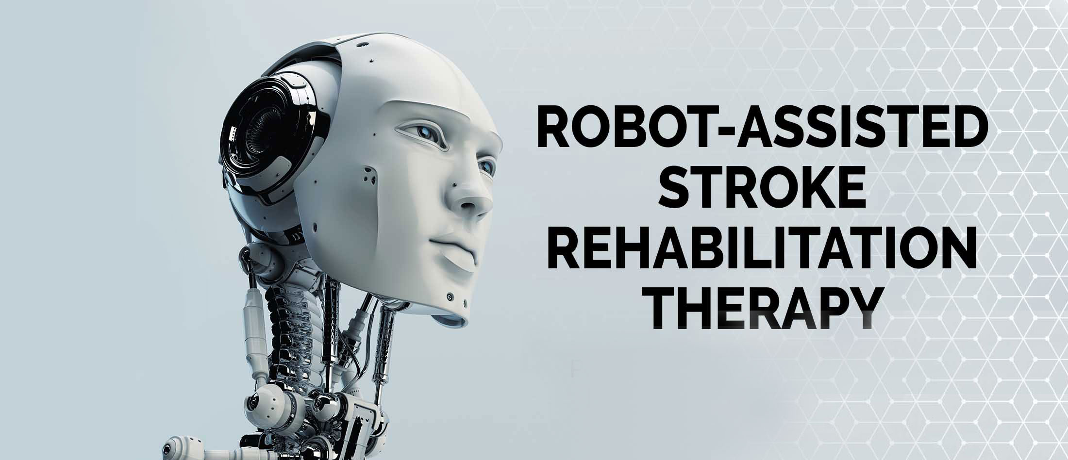 Robot assisted stroke rehab therapy