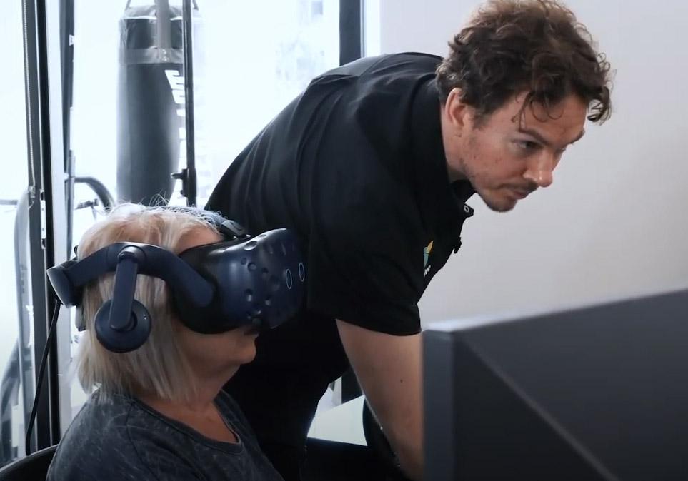 New innovations in virtual reality to transform brain injury rehabilitation