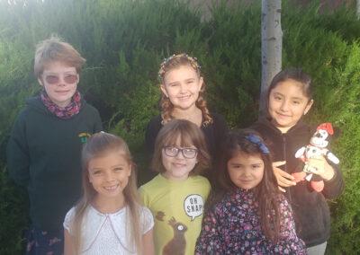 Skull Valley School Kids
