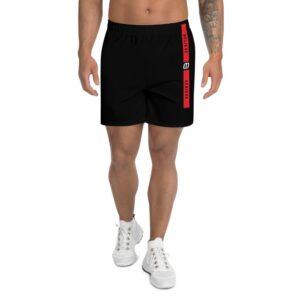 Believe Achieve Men's Athletic Long Shorts