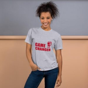 Game Changer Unisex Jersey T-Shirt