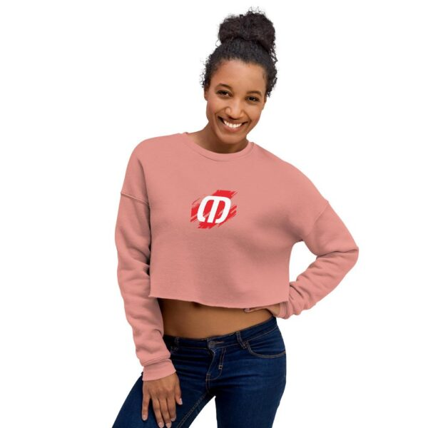 Malone Crop Sweatshirt