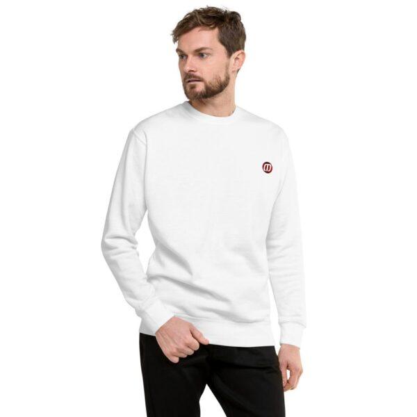 Malone Unisex Fleece Pullover