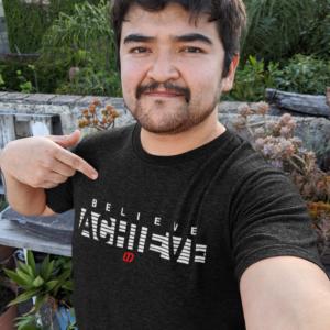 Believe Achieve Unisex Jersey Tshirt 1