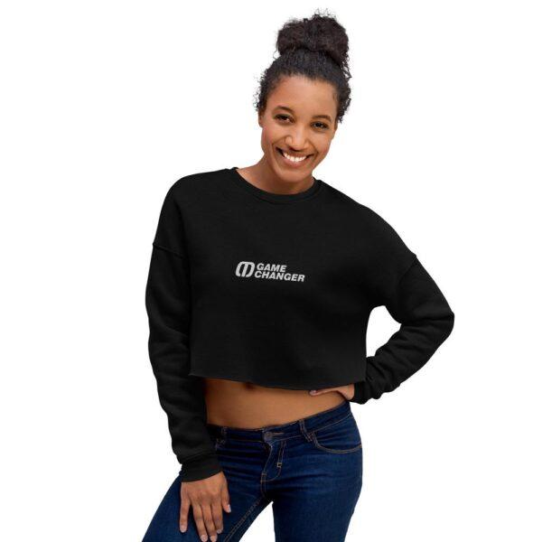 Demaya fit Crop Sweatshirt