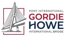 Gordie Howe International Bridge logo