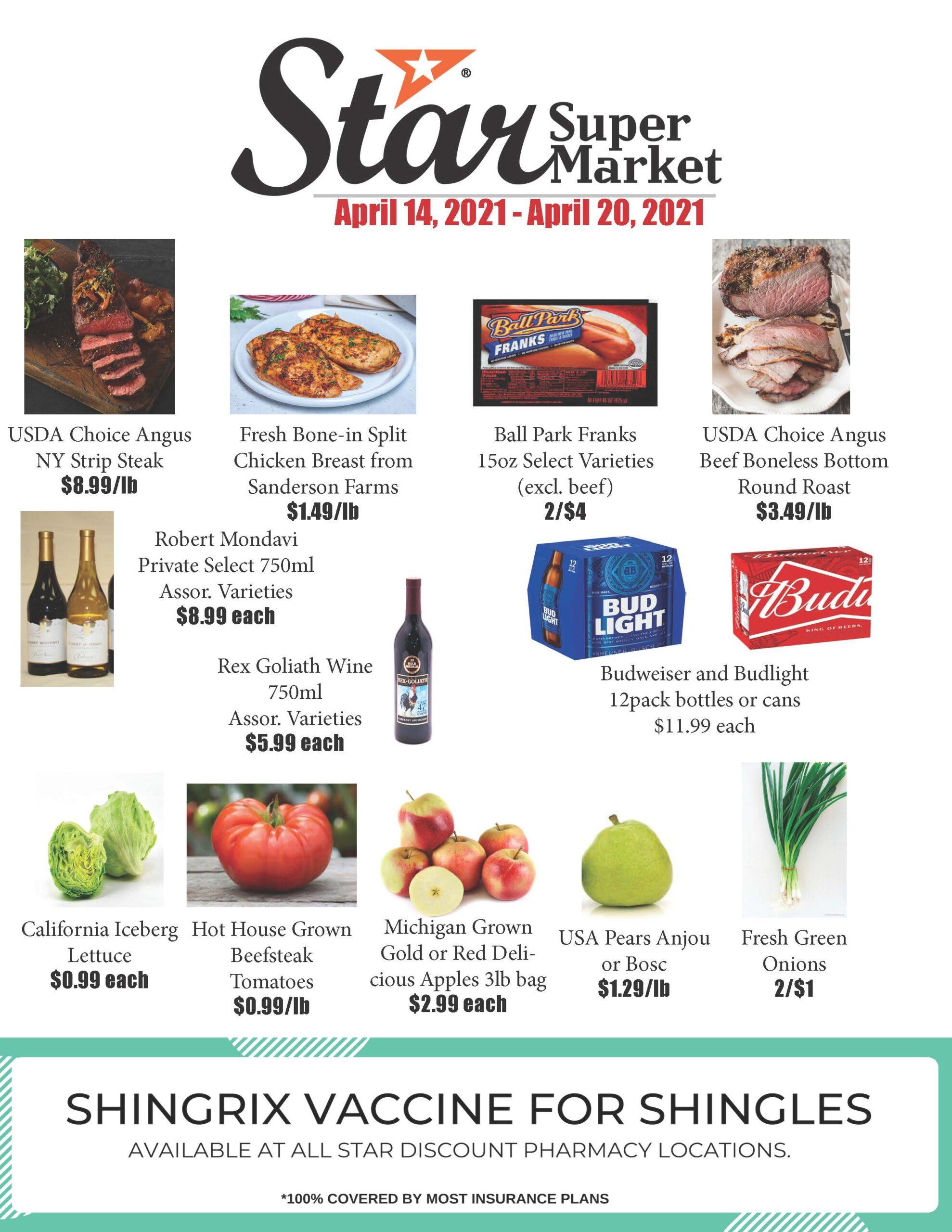 weekly sales ad