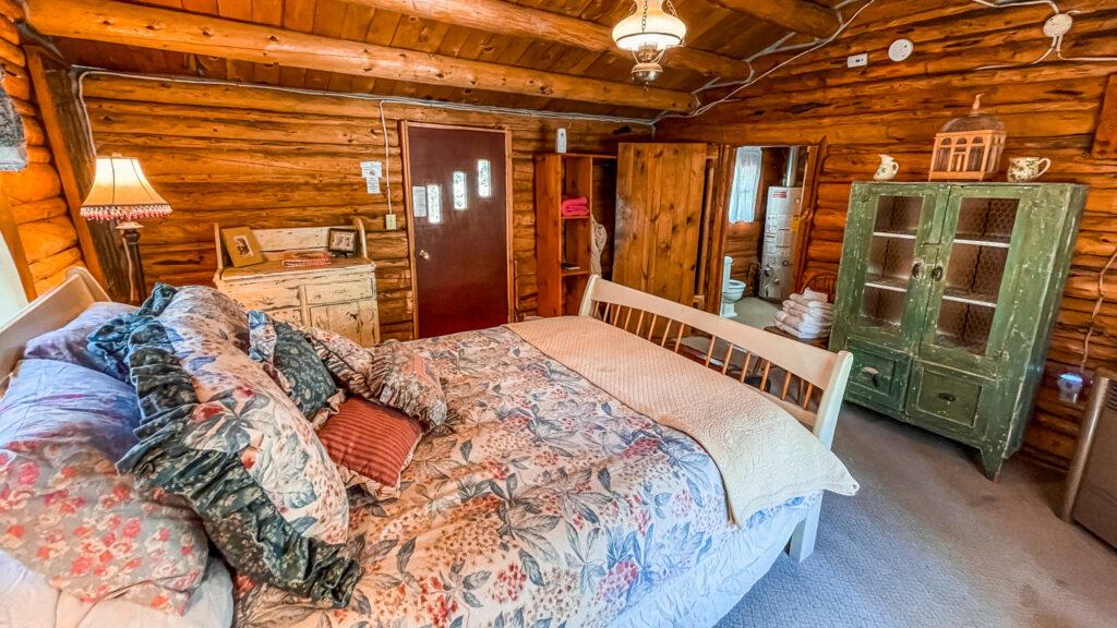 Chipmunk Cabin at Spear-O-Wigwam, Wyoming