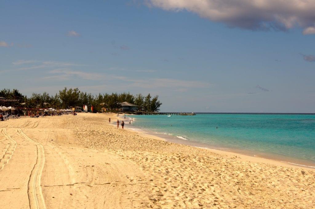 Club Med Columbus Isle Beach Sunset 2