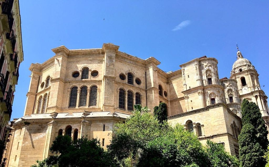 Cathedral of Incarnation Malaga