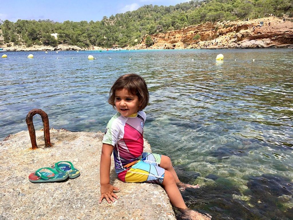 Elin in Ibiza