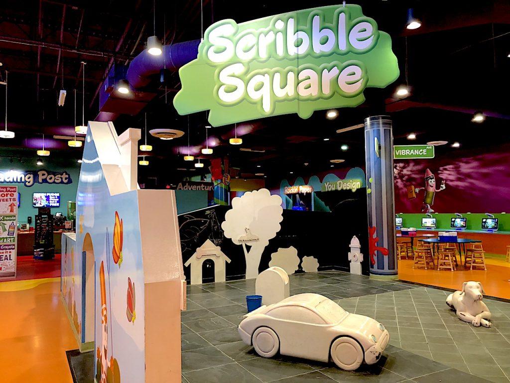 Scribble Square