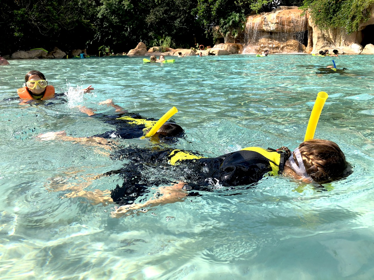 Discovery Cove Lazy River