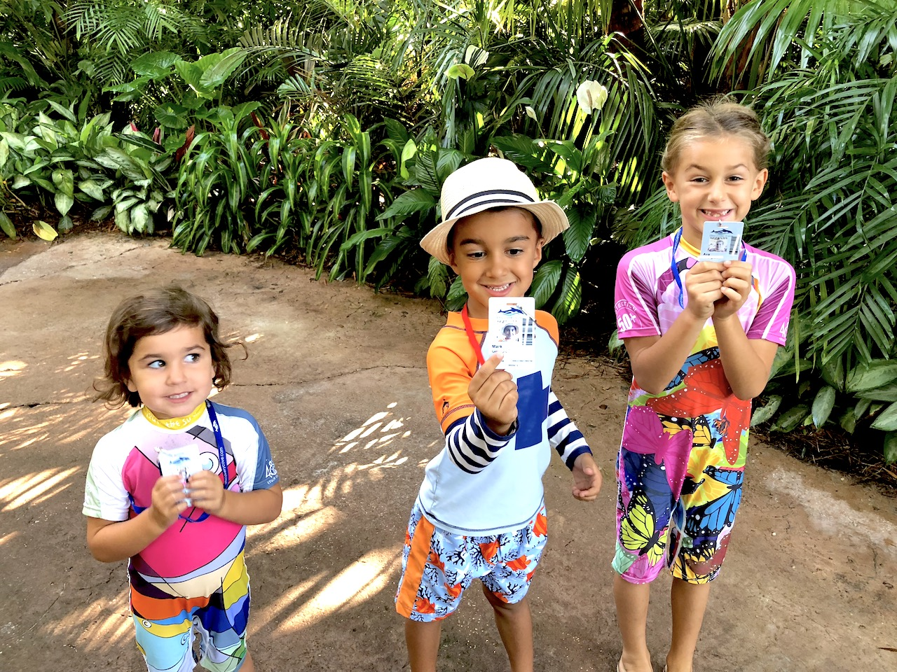 Discovery Cove Pass