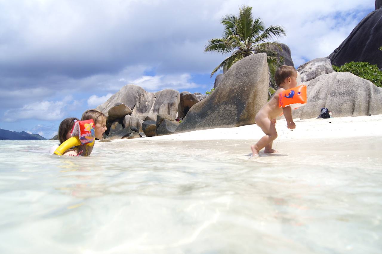 Anse Source d'Argent, La Digue, Seychelles. One of the most beautiful Seychelles Islands! #Seychelles #LaDigue #SeychellesBeach #LaDigueSeychelles #NatureWalk #LaDigueBeach #AnseSourceDArgent